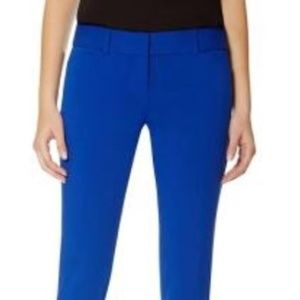 The Limited Royal Blue Exact Stretch Pants Size 12
